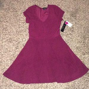NWT womens stretch dress